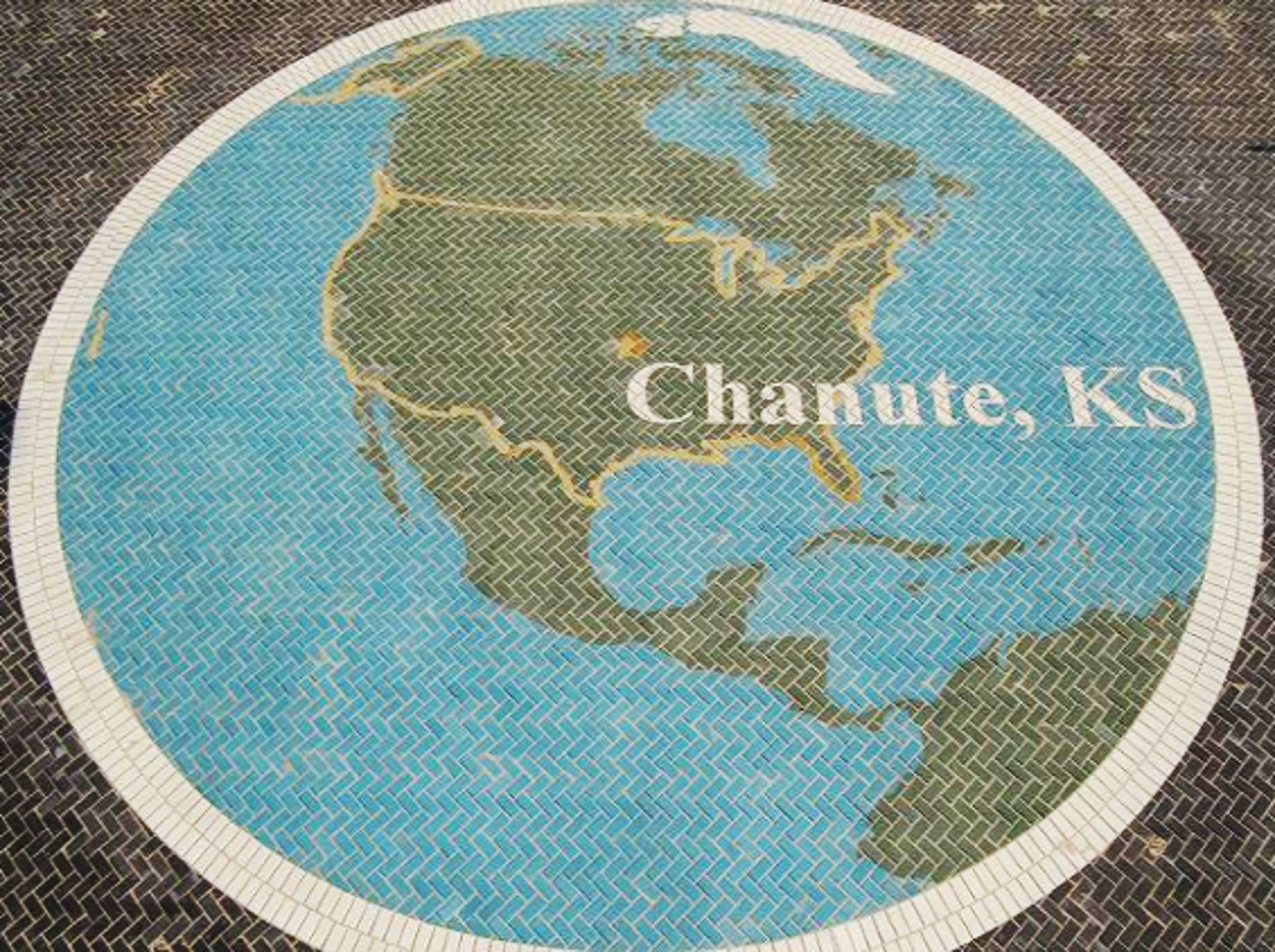Chanute Kansas Map.Chanute Ks Official Website Official Website