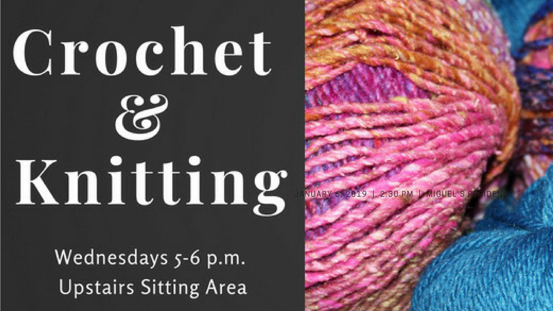 CrochetAndKnitting