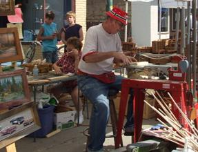 Artist Alley Vendor